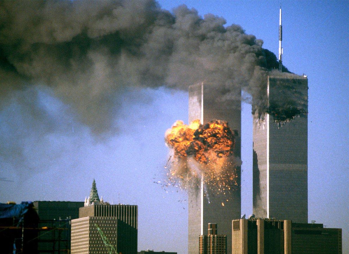 Ровно 20 лет назад 11 сентября в США произошел теракт