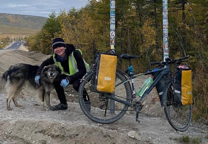 Турист решил добраться из Ульяновска до Сочи на велосипеде