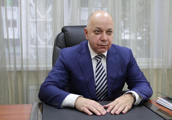 У министра спорта Краснодарского края новый заместитель