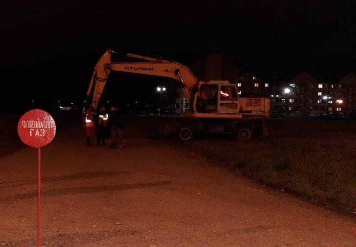 В Ейске из-за аварии без газа остались 80 тысяч человек