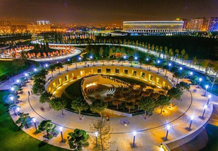 Парк «Краснодар» могут расширить в несколько раз