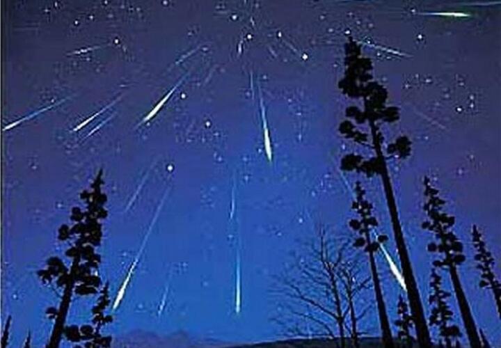 В понедельник на Землю обрушится метеорный поток