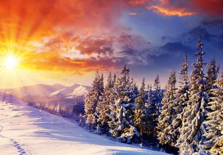В России наступила астрономическая зима