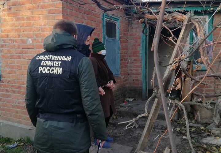 Жительницу Краснодарского края обвинили в убийстве