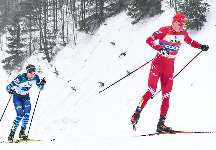 Российских лыжников лишили бронзы в эстафете (ВИДЕО)