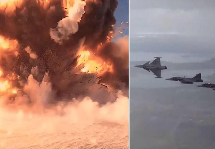 Швеция видит Россию участником будущих вооруженных конфликтов