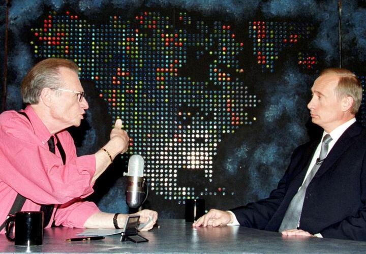 Скончался известный телеведущий Ларри Кинг