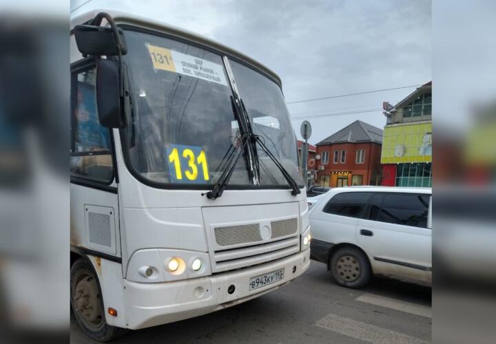 В Краснодаре водители маршруток самостоятельно устанавливают цены на проезд (ВИДЕО)