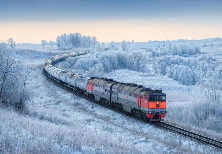 В Краснодарском крае поезд сбил человека