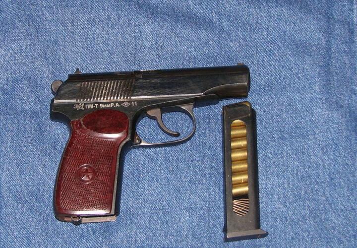 В Краснодарском крае предотвращен провоз нелегального оружия