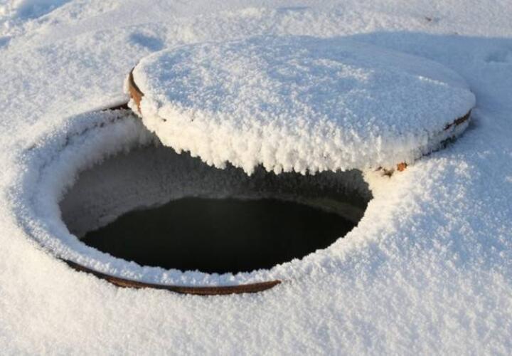 В Краснодарском крае ребенок упал в канализационный люк