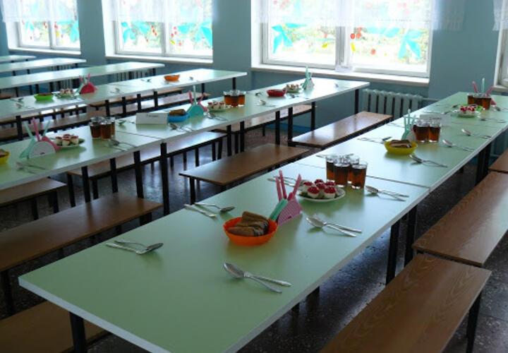 В Краснодарском крае во время обеда отправились 29 школьников