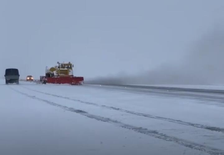В Международном аэропорту Краснодара отменены утренние рейсы (ВИДЕО)
