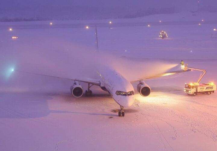 Аэропорт Краснодара закрыли до 7.00 утра