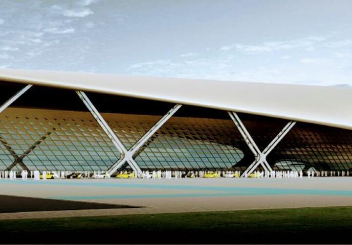 Разработчики представили проект нового аэровокзала для краснодарской воздушной гавани
