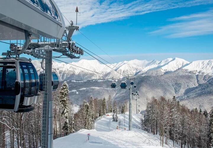 В горах Сочи погиб 20-летний лыжник