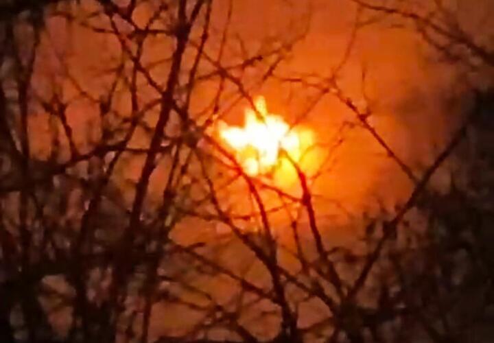 В Сочи при пожаре в жилом доме эвакуировали 43 человека (ВИДЕО)