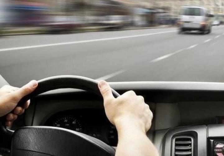 На Кубани водитель управлял автомобилем, находясь «под кайфом»