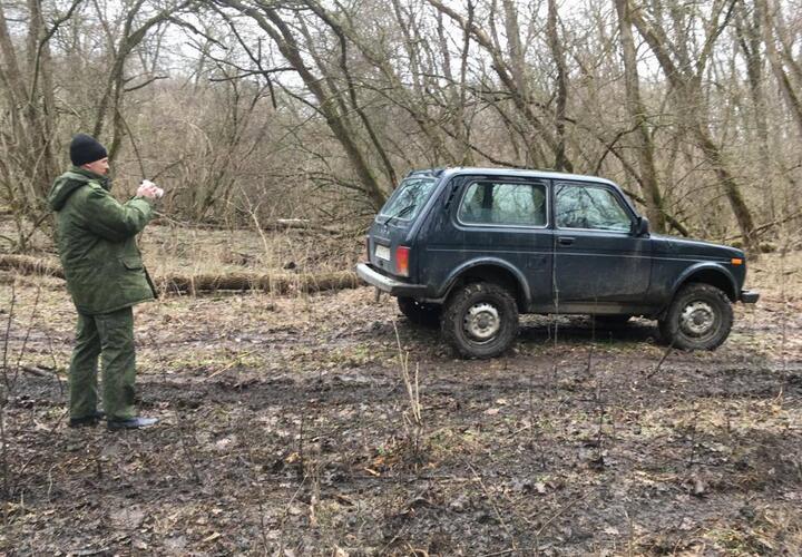 Убийством охотинспектора в Краснодарском крае занялись следователи