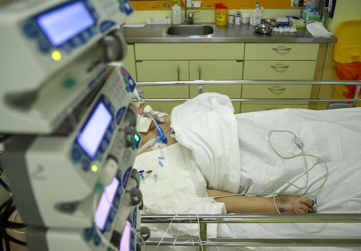 В Краснодарском крае скончались еще 14 человек с COVID-19