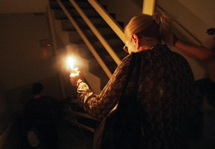 Около двух тысяч жителей Краснодара остались без света