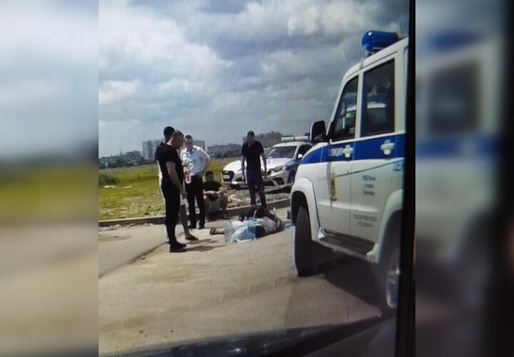 В Краснодаре во время уличной перестрелки погиб человек