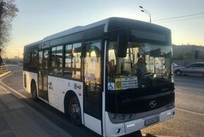 Автобус №101А в Краснодаре будет ходить по новому маршруту