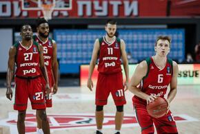 В Краснодаре пройдет главный баскетбольный матч в Еврокубке