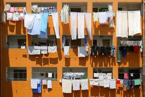 Дожили: в Сочи с балкона на шестом этаже похитили одежду