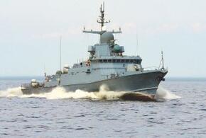 Флотилия египетских кораблей зашла в порт Новороссийска