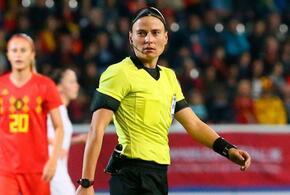 Футбольный матч с участием «Черноморца» рассудит женщина