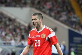 Игроки ФК «Краснодар» не помогли сборной России