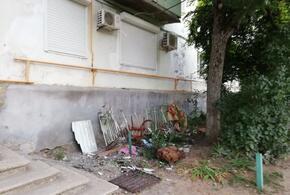 После обрушения балкона в Темрюке возбуждено уголовное дело