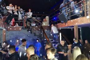 В Краснодаре за нарушение режима оштрафовали еще один бар