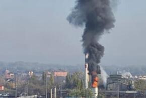 В соцсетях сообщили о пожаре на краснодарском НПЗ