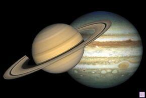 Жители Кубани увидят сближение Сатурна и Юпитера