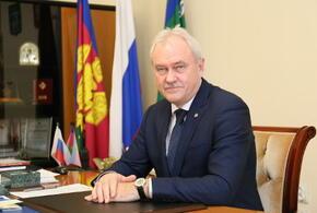 Андрей Ворушилин продолжит руководить Курганинским районом Кубани