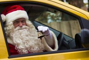 Большинство краснодарских таксистов готовы работать в новогоднюю ночь