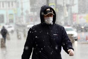 Cтало известно о вреде ношения масок зимой