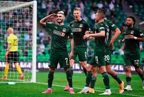 ФК «Краснодар» заработал в Лиге чемпионов миллионы евро