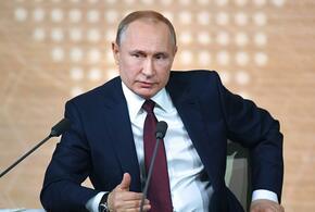 Пандемия, жизнь в России без мата и хамство чиновников: завершилась большая пресс-конференция Владимира Путина