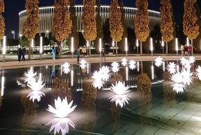 Парк «Краснодар» украсили новые арт-объекты