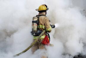Под Новороссийском сгорел частный дом