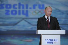 Пока Путин общался с журналистами, ему запретили посещать Олимпиады