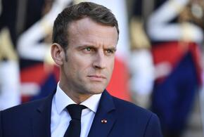 Президент Франции заболел коронавирусом