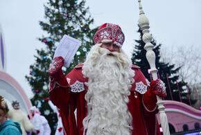 Российский Дед Мороз не считает пандемию сложным временем для работы