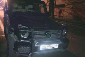 Сбивший в Ейске девушку водитель «Гелендвагена» мог быть в наркотическом опьянении