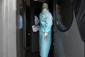 Учительница с коронавирусом устроила побег на поезде от медиков