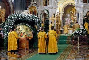 В храмах Новороссийска Рождественская служба пройдет во дворах
