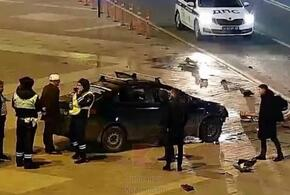 В Краснодаре приезжий угнал автомобиль и устроил ДТП